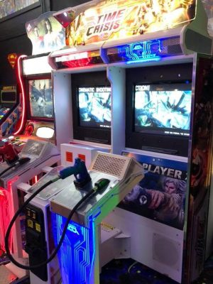 125+ ARCADE MACHINES AT FLASHBACK ARCADE