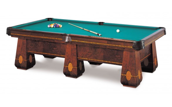 Brunswick-Medalist-Antique-Pool-Table-Nashville-Billiard-and-Patio