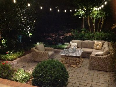 Sorrento Outdoor Sectional and Chair Set