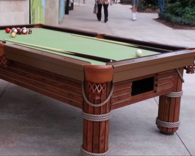 Outdoor Pool Table Carribean Nashville Billiard and Patio