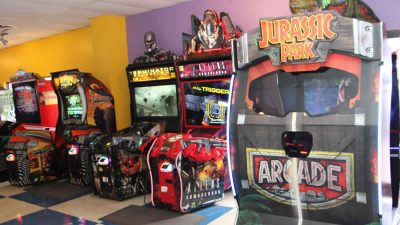 PLAY ARCADE GAMES AT GO USA FUNPARK