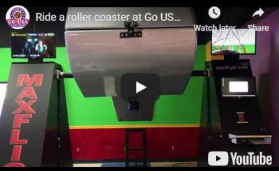 See a VIDEO of Max Flight simulator on YouTube