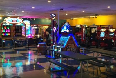 THE ARCADE AT GO USA FUNPARK